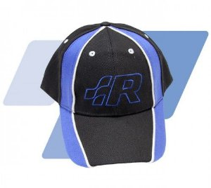Boné Preto Volkswagen Racing -  Collection Baseball Cap