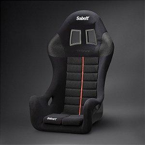 Sabelt - Banco Titan Max (XL) Preto FIA 2018