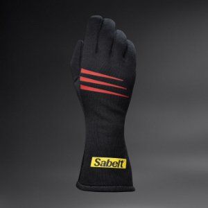 Sabelt - Luvas Challenge TG-3 Preto FIA 8856-2000