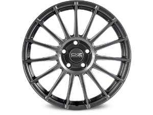 OZ Superturismo LM Matt Graphite 5x112 18x8 ET45