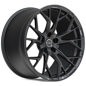 Brixton Forged RF10 Satin Black 5x130 20x9 ET45 - 20x12 ET45 para Porshe 991 Turbo