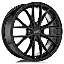 OZ Italia 150 5H Matt Black 5X112 18X8 ET48