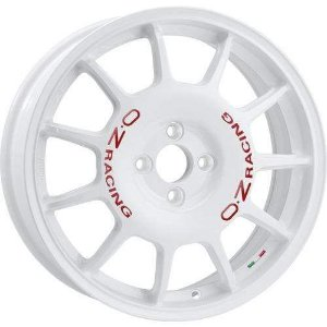 OZ Leggenda Race White 4x100 17x7 ET37