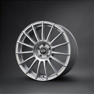 OZ Superturismo LM Matt Race Silver 5x112 18x8 ET48