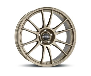 OZ Ultraleggera White Gold 5x112 19x9 ET42 para Audi RS3/TTRS