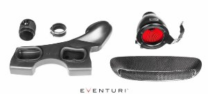 Eventuri Mini Cooper S/JCW (Facelift) Plastic Intake e Carbon Scoop