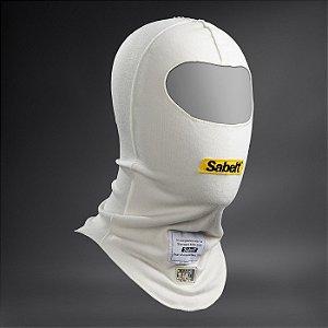 Sabelt - Balaclava Branca UI100 - FIA 8856-2000