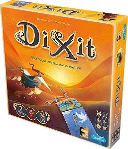 DIXIT 2.0 (NOVA EDIÇÃO 3-8 jogadores)