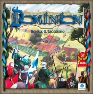 Dominion 2ªED. (JOGO BASE)
