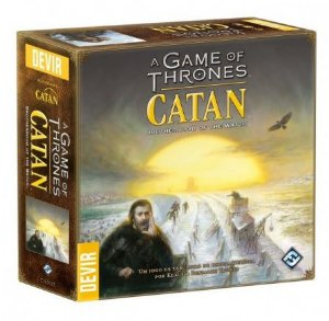 CATAN GAME OF THRONES