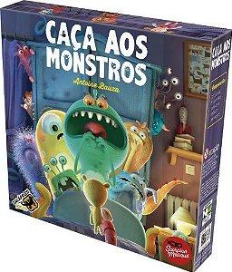 CAÇA AOS MONSTROS