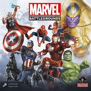 MARVEL BATTLEGROUNDS