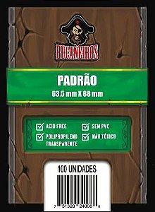 SLEEVE PADRÃO (63,5 X 88MM)