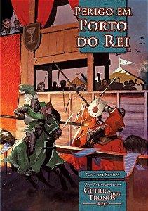 GUERRA DOS TRONOS RPG PERIGO EM PORTO REI (LIVRO GUIA PARA AVENTURA)