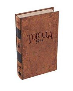 COLEÇÃO CIDADES SOMBRIAS: TORTUGA 1667