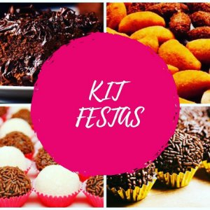 Kit Festa 50 - Serve 50 convidados