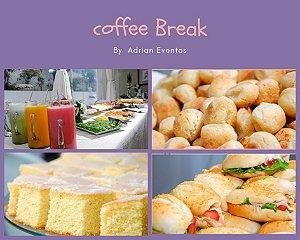 Coffee Break 2 - De 20 até 100 pessoas.