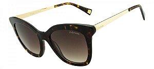 Óculos de Sol Hickmann Tartaruga Degradê HI9064