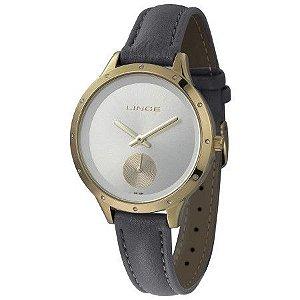 LRC4529L - Relógio Lince Feminino Ref: Lrc4529l S1gx Fashion Dourado