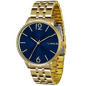 LRG605L - Relógio Lince Feminino Lrg605ld2kx Mostrador Azul