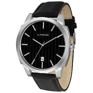 MRC4461S - Relógio Lince Masculino Com Pulseira De Couro Mrc4461sp1px