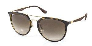 Óculos de Sol Ray Ban RB4285 Tartaruga Marrom - Ray-ban