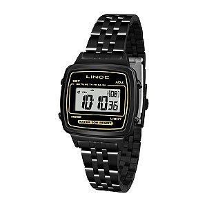 Relógio Lince  Preto Digital SDPH068L-BXPX