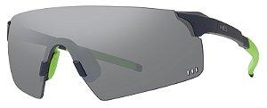 Óculos HB Quad R Matte Navy Silver