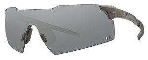 Óculos HB Qad V Matte Onyx Silver