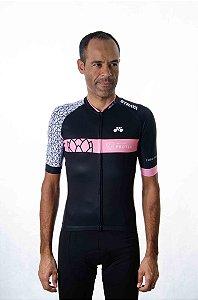 Camisa de Ciclismo Masculina Protea