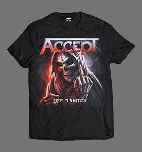 Camiseta - Accept