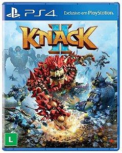 Knack II - PS4