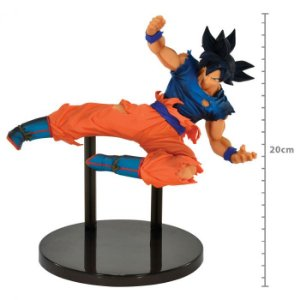 Figure Dragon Ball Super Son Goku Fes - Vol10 Super Son Goku Ultra Instinct Sign Ref:29344/29345
