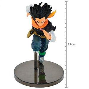 Figure Dragon Ball z Banpresto World Colosseum2 - Android 17 Ref: 34583/34584