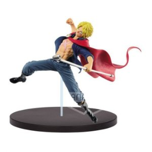 Figure One Piece - Sabo - World Figure Colosseum In China Ref.27944/27945