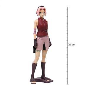 Figure Naruto Shippuden Grandista Shinobi Relations Haruno Sakura Ref: 29959/29960