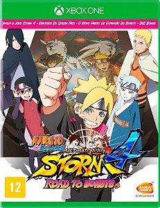 Naruto Storn 4 Road To Boruto - XONE