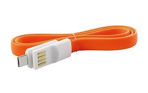 Cabo USB Type C CB 701 - Laranja