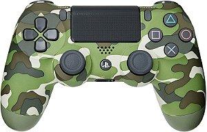 Controle Dualshock 4 - Camuflado