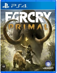Farcry Primal - PS4