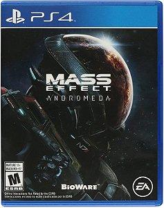 Mass Effect Andromoda - PS4 Usado