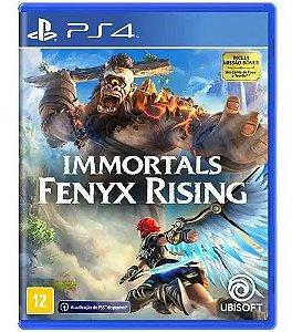 Immortals Fenix Rising - Ps4
