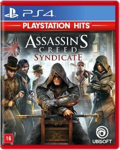 Assassin's Creed: Syndicate Ps Hits - PS4
