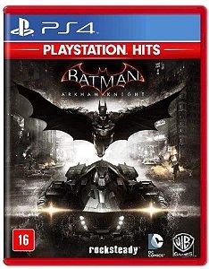 Batman: Arkham Knight Br - PS4