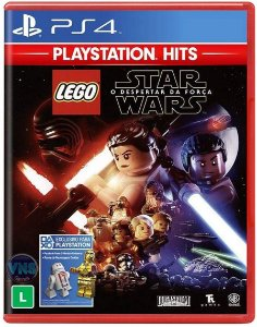 Lego Star Wars o Despertar da Força - PS4