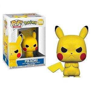 Pop! Pokemon - Grumpy Pikachu - #598
