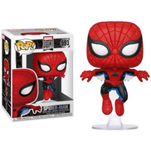 Pop! Marvel Especial 80 Anos - Spider Man - First Appearance #593