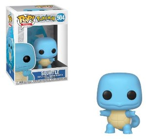 Pop! Pokemon - Squirtle - #504