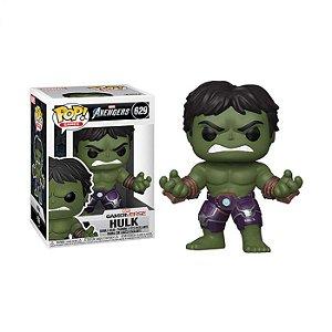 Pop! Marvel: Avengers Game - Hulk (stark Tech Suit) - #629