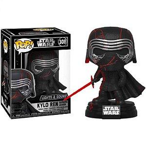 Pop! Star Wars: Rise Of Skywalker - Kylo Ren - Supreme Leader #308